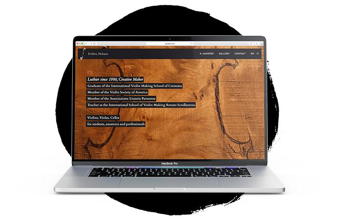 F. Noharet website